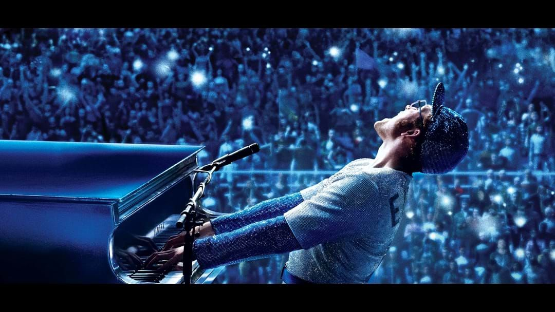 Article heading image for WATCH | New Teaser For Elton John's Rocketman