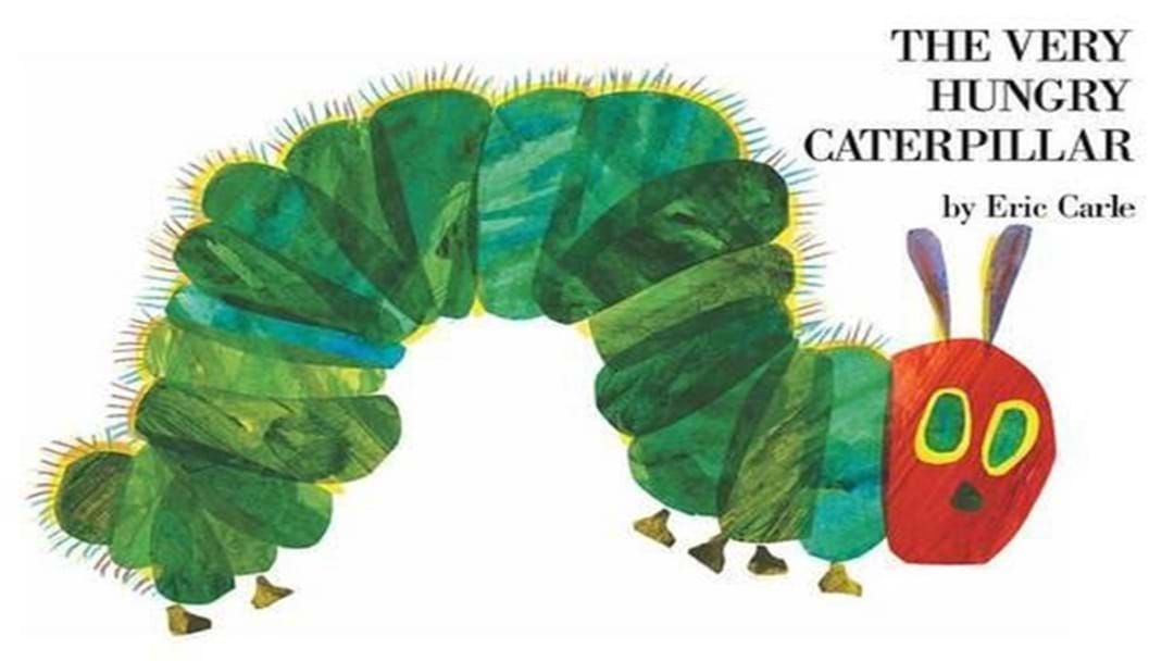 """Article heading image for Famed Author of Beloved Children's Book """"The Very Hungry Caterpillar"""" Dies"""