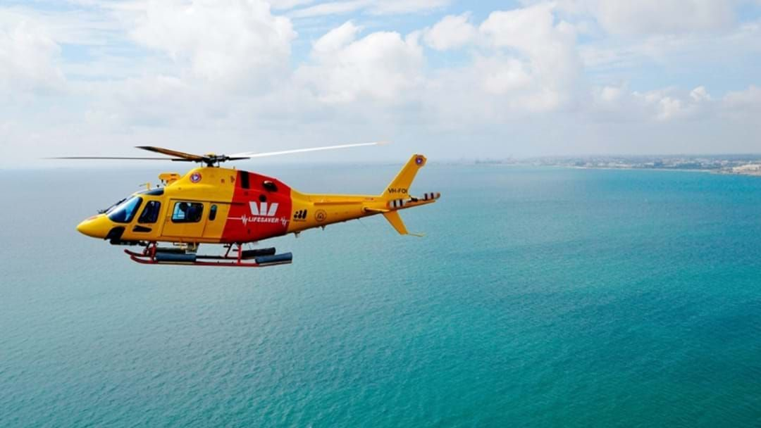 Article heading image for Surf Life Saving Southwest Helicopter To Fly Daily Across Summer Season