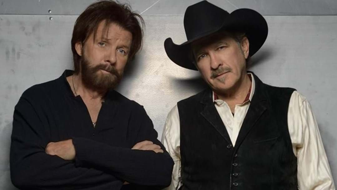 Article heading image for Brooks & Dunn 'REBOOT' Is Out Now!