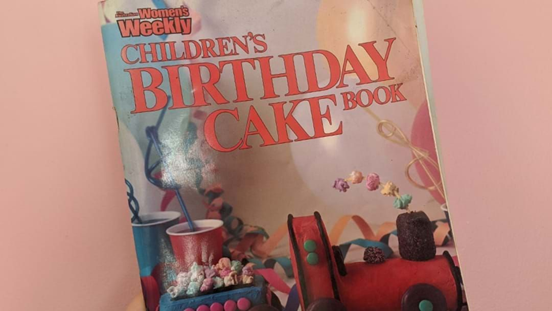 Article heading image for PSA: That Godly Aussie Cake Book Is Coming Back So You Can Up Your Iso Baking Skills