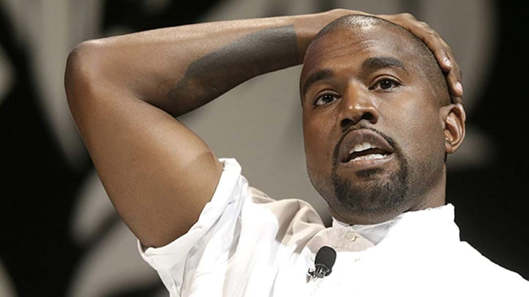 Article heading image for Kanye West Has Dropped Out Of The Presidential Running Race