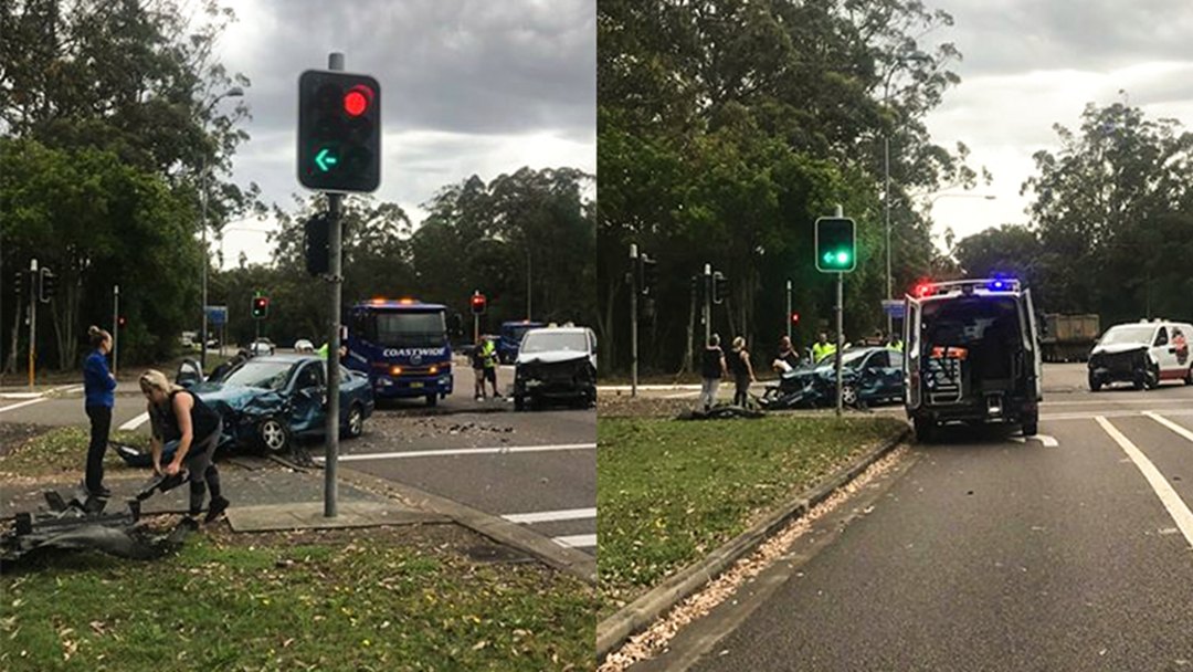 Article heading image for Crash On Wyong Road Near Berkeley Vale High