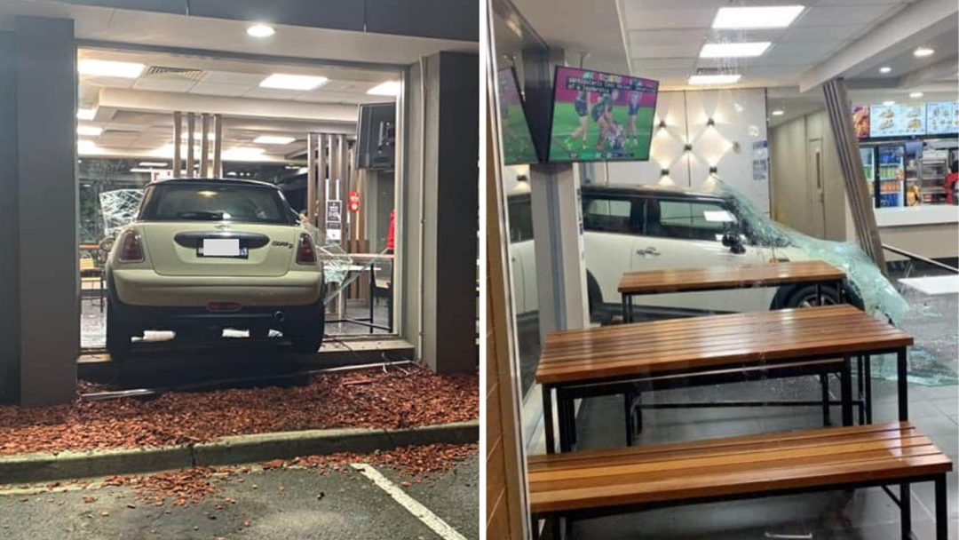 Article heading image for KFC: Kentucky Fried Crash in Belconnen
