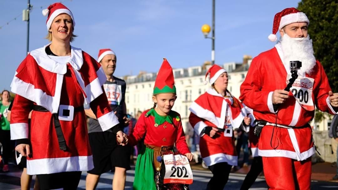 Article heading image for Christmas Centre Run