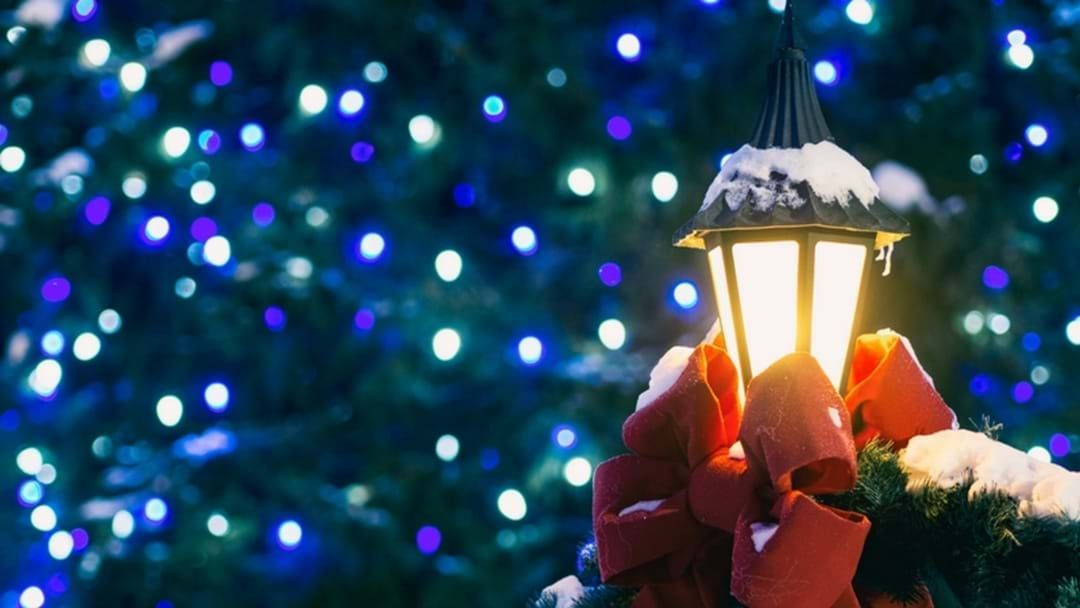 Article heading image for Here's Where To Find The Best Christmas Lights In Your City