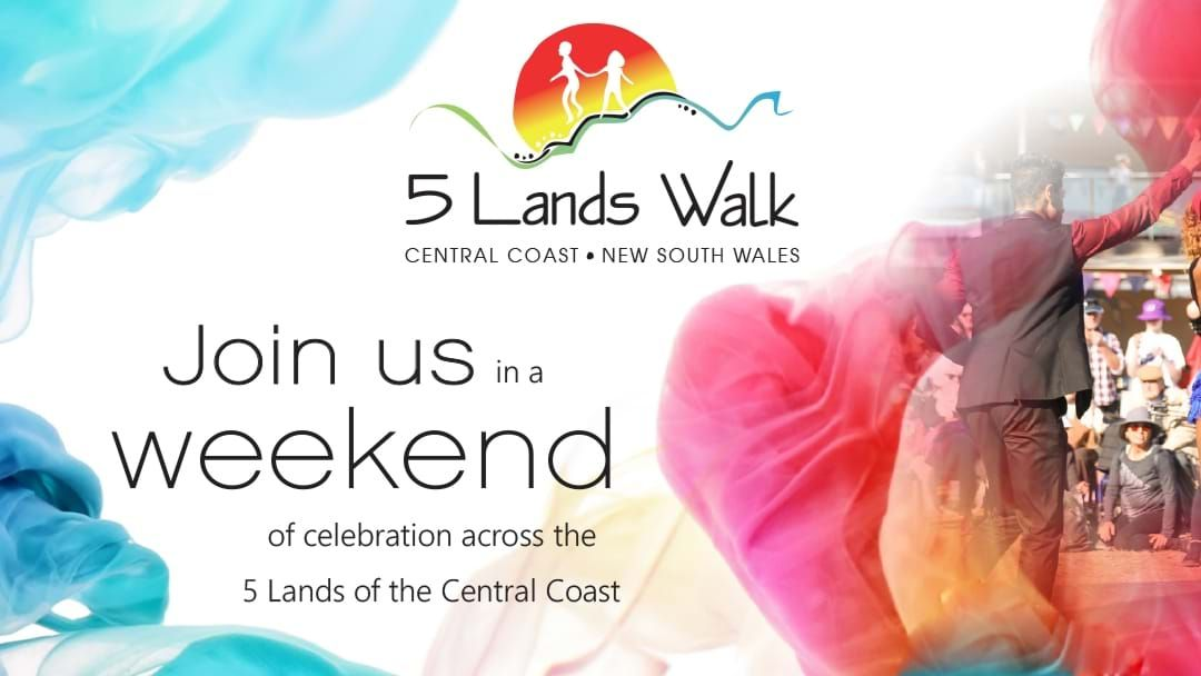 Article heading image for The 5 Lands Walk Is Back For 2019!