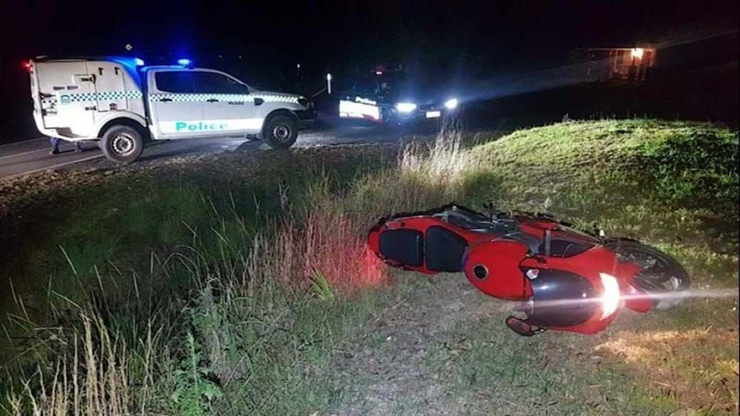 Article heading image for Man charged after allegedly stealing motorcycle in Woolgoolga