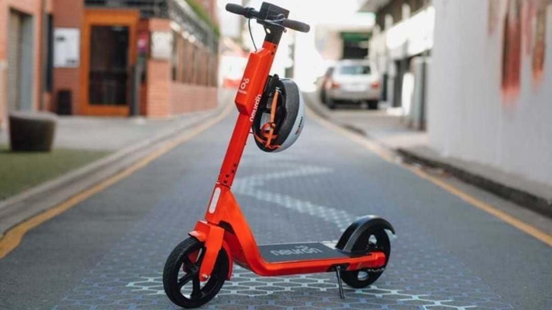 Article heading image for Neuron Mobility Is Expanding The E-Scooter Ride Area In Bundaberg