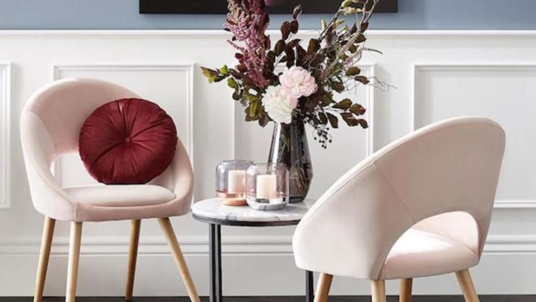 Kmart's Latest Living Range Will Make Your Home Look Like A Fairy