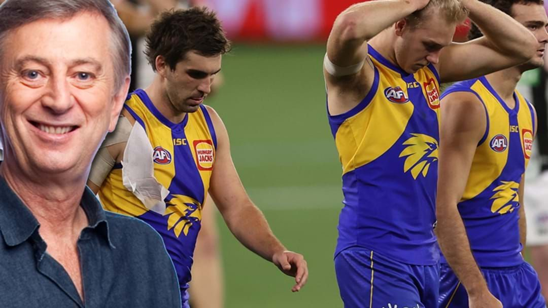 Article heading image for Cometti: Round 16, That's When The Eagles' Season Took A Turn For The Worse