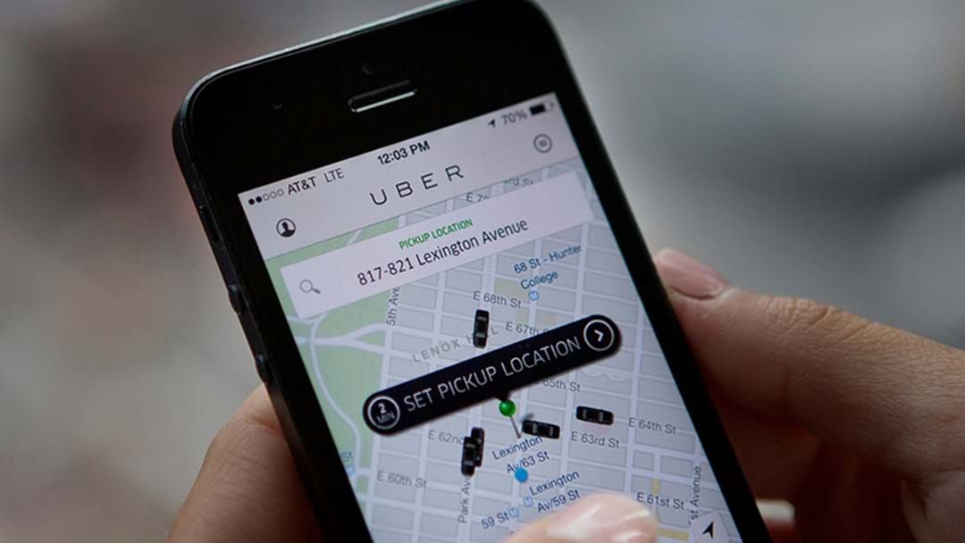 Article heading image for Uber App Experiencing Worldwide Outage