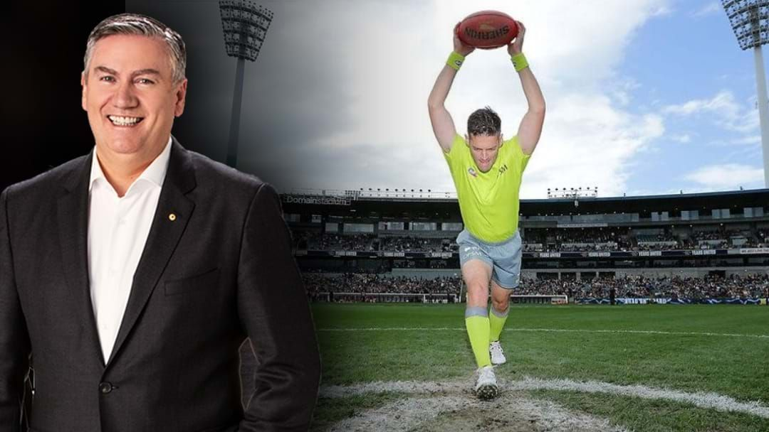 Article heading image for Eddie McGuire On The Future Of The 2020 AFL Season