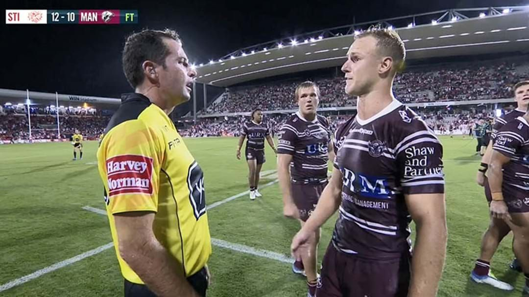 """Article heading image for """"They Got It Wrong"""": NRL Head Of Football Admits The Referees Made A Mistake"""