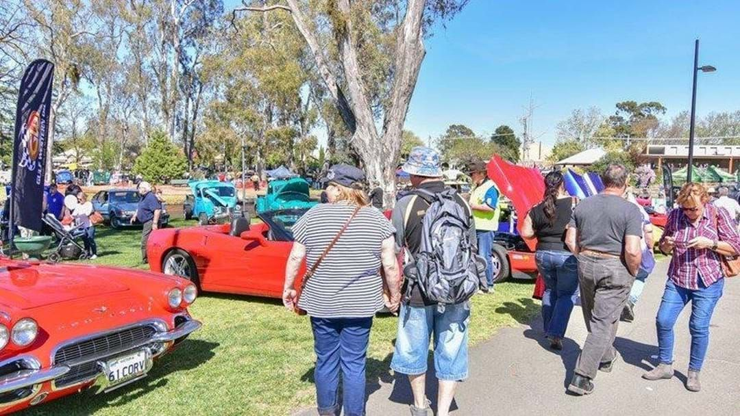 Article heading image for The Australian National Show and Shine Is On Today In Euroa