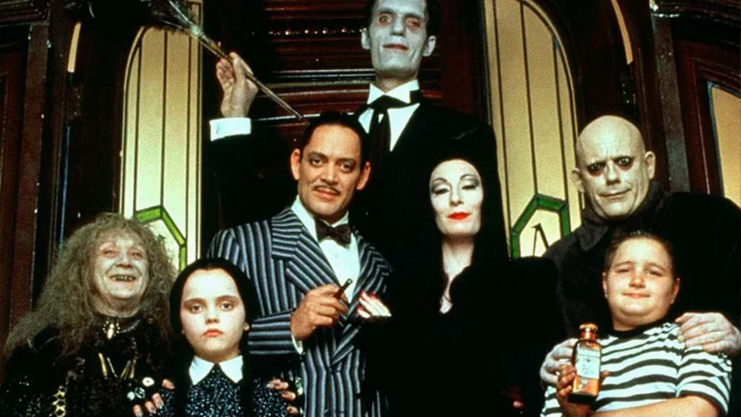 Article heading image for Tim Burton Wants To Create A New 'Addams Family' TV Show