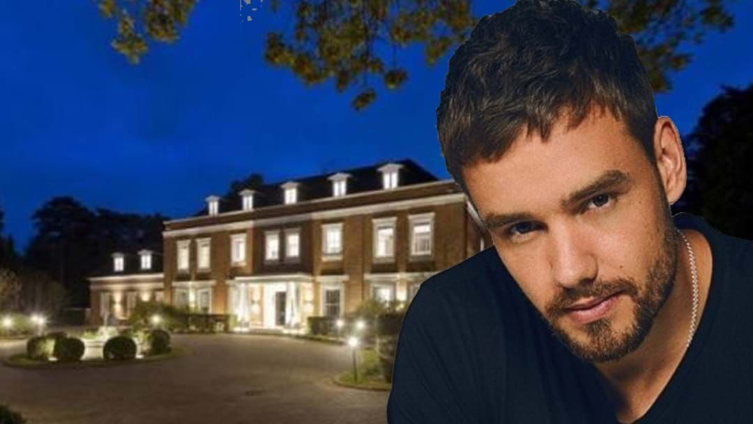 Article heading image for Why Liam Payne Is Convinced He Is Living In A Haunted House