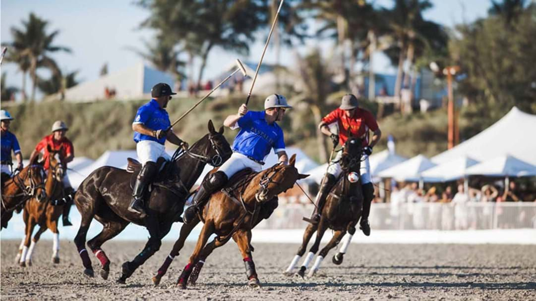 Want tickets and a trip to the Cable Beach Polo?!