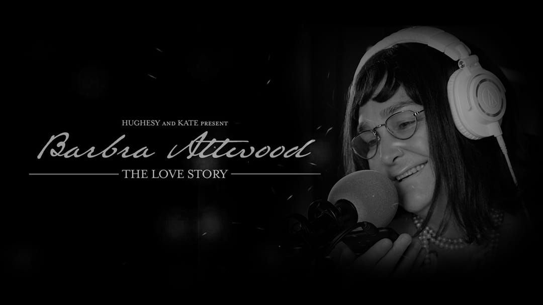 Article heading image for Barbra Attwood - The Love Story