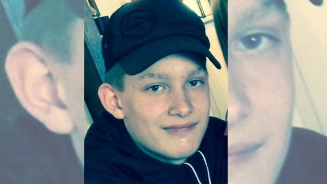 Article heading image for Police Searching For Missing Teen Deakin Wyntjes
