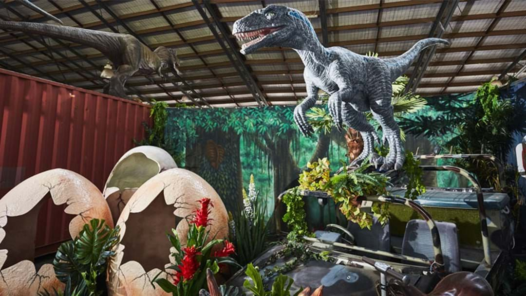 Article heading image for Dinosaurs Are Heading To Robina Town Centre This Boxing Day!
