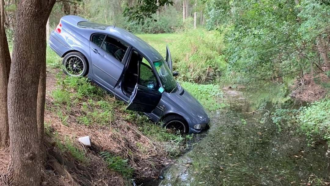 Article heading image for Driver Disqualified Til 2057 Veers Into Creek After Long Jetty Police Chase