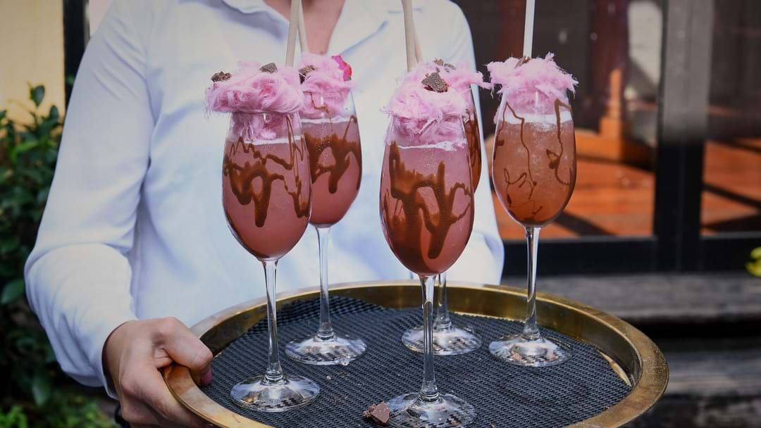 Article heading image for Get Ya Mouth Around These Cadbury Easter Cocktails