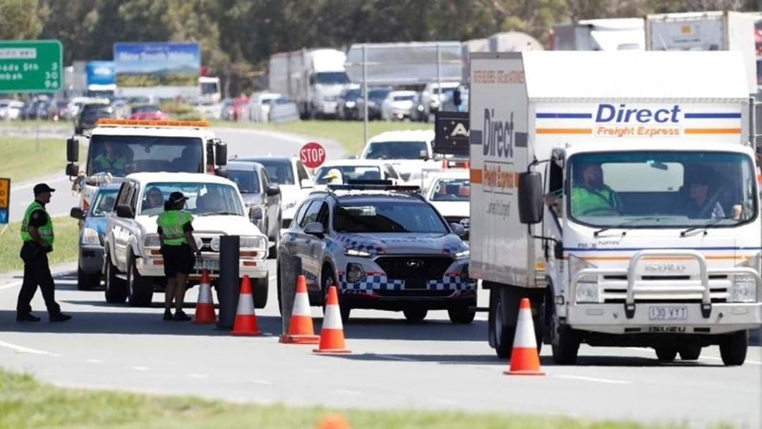 Article heading image for ADF Troops Join Border Checkpoint