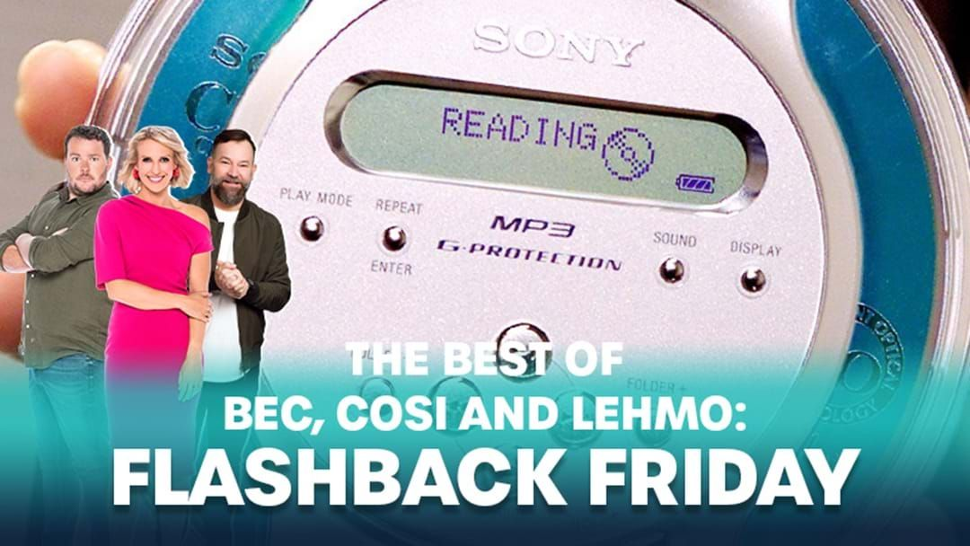 Article heading image for The BEST Of FLASHBACK FRIDAY 2020