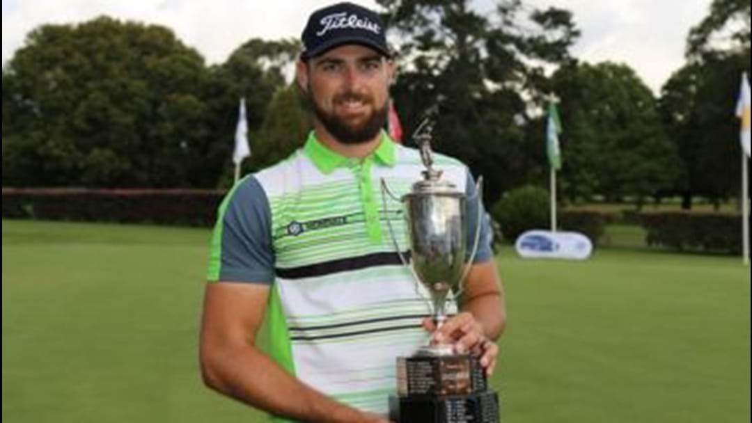 Article heading image for New Zealand's Daniel Pearce Wins 2017 Coca-Cola QLD PGA Championship
