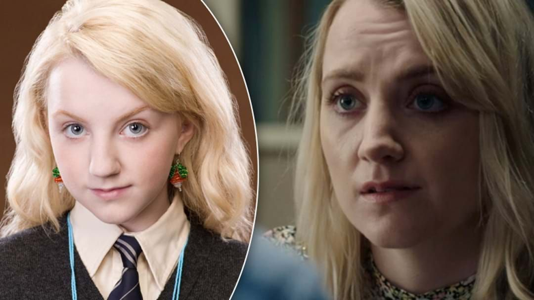Article heading image for Luna Lovegood Makes Surprise Appearance In Gritty British Crime Series