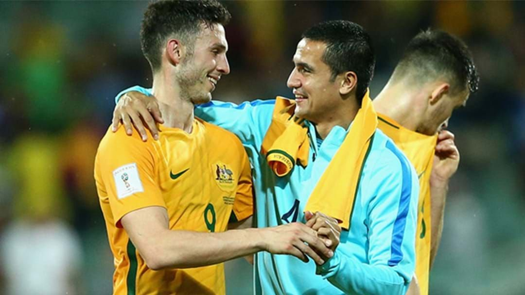 Article heading image for Socceroos Striker's Taxi Took Him 2 Hours In The Wrong Direction En Route To Asian Cup Camp