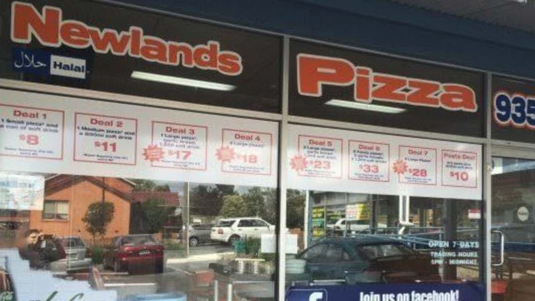 Article heading image for Melbourne Pizza Shop Offering Refuge For Women Who Feel Unsafe At Night