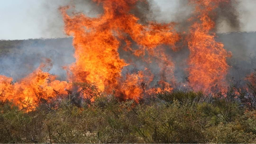 Article heading image for EMERGENCY WARNING: Fires burn east of Esperance