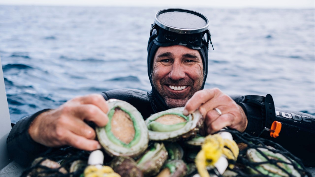 Article heading image for Ocean Grown Abalone Given the Green Light