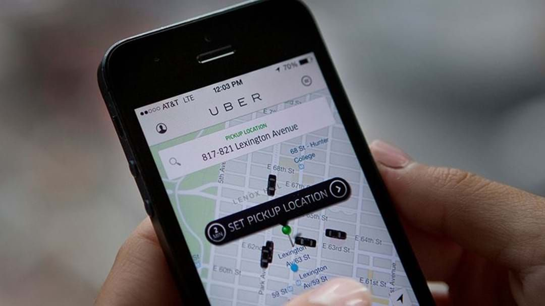 Uber To Ban Passengers With Bad Ratings   Triple M