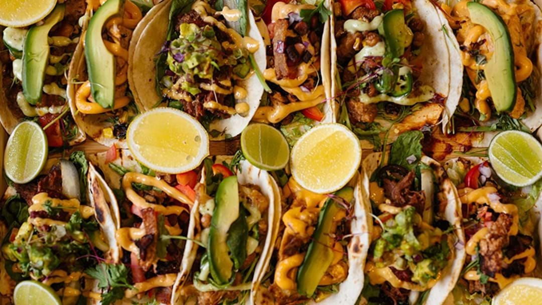 Article heading image for Here's Where You Can Get Bottomless Tacos & Margaritas For Just $45