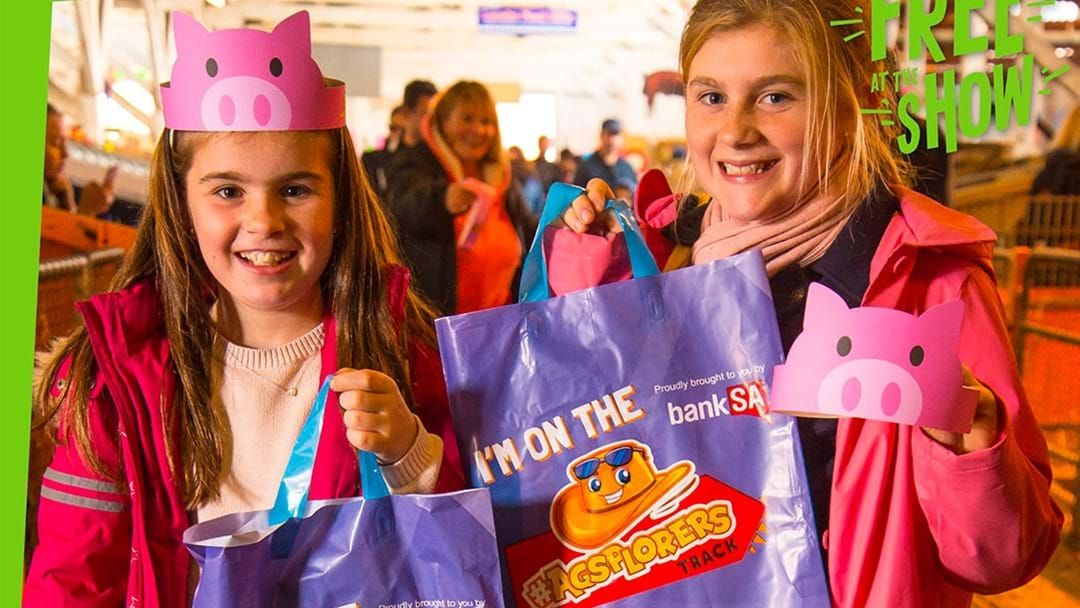 Article heading image for The Royal Adelaide Show Is Advertising For A 'Showbag Tester'