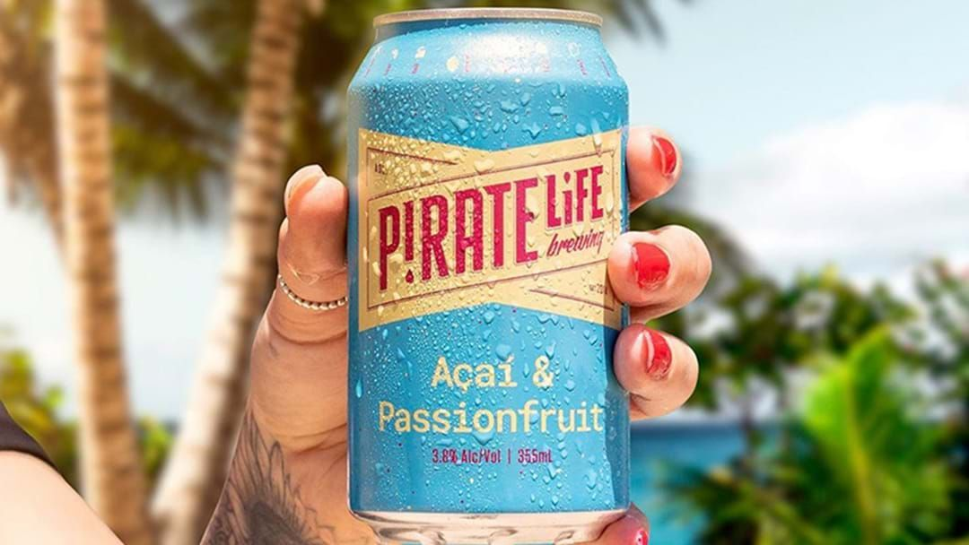 Article heading image for SA's New Summer Beer Is Here And It's Acai Flavoured