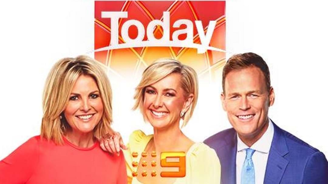 Article heading image for The TODAY Show LIVE From Townsville These School Holidays