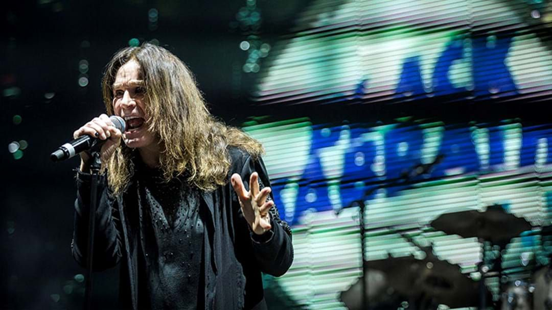 Article heading image for Ozzy Osbourne, Currently On His Final World Tour, Says That Actually He Will Not Stop Touring