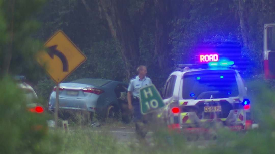 Article heading image for Woman Killed, Three Injured In Tomago Crash