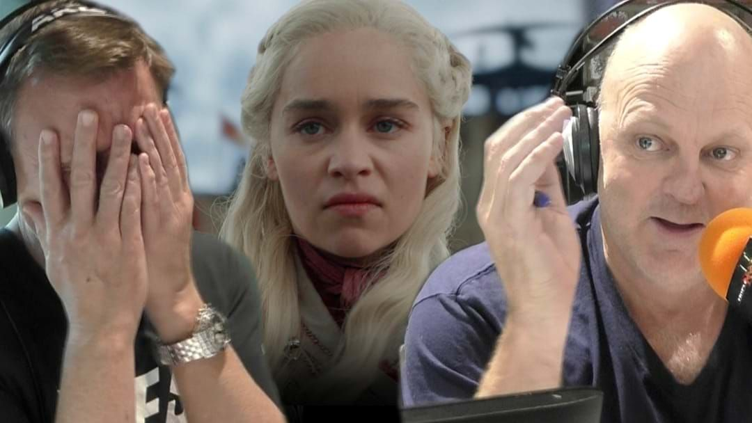 Article heading image for LISTEN   Billy's Dropped His Worst Game Of Thrones Recap Yet!