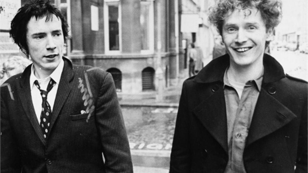 Article heading image for A Biography On The Life Of Cultural Icon Malcolm McLaren Has Been Released