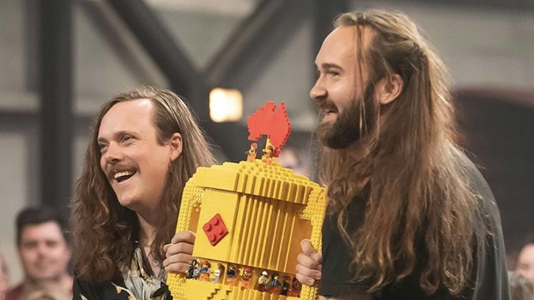 Article heading image for LEGO Masters' Annie Reveals Why Jackson and Alex Won
