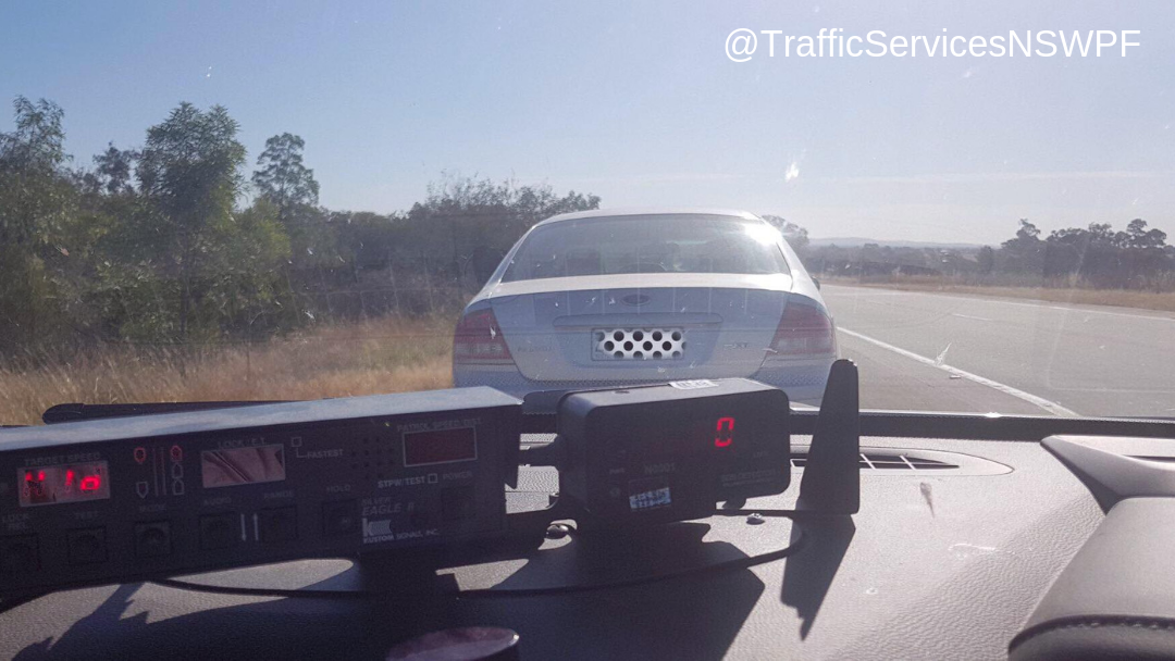 Article heading image for Motorist Caught Travelling 165km/h On Hume Highway