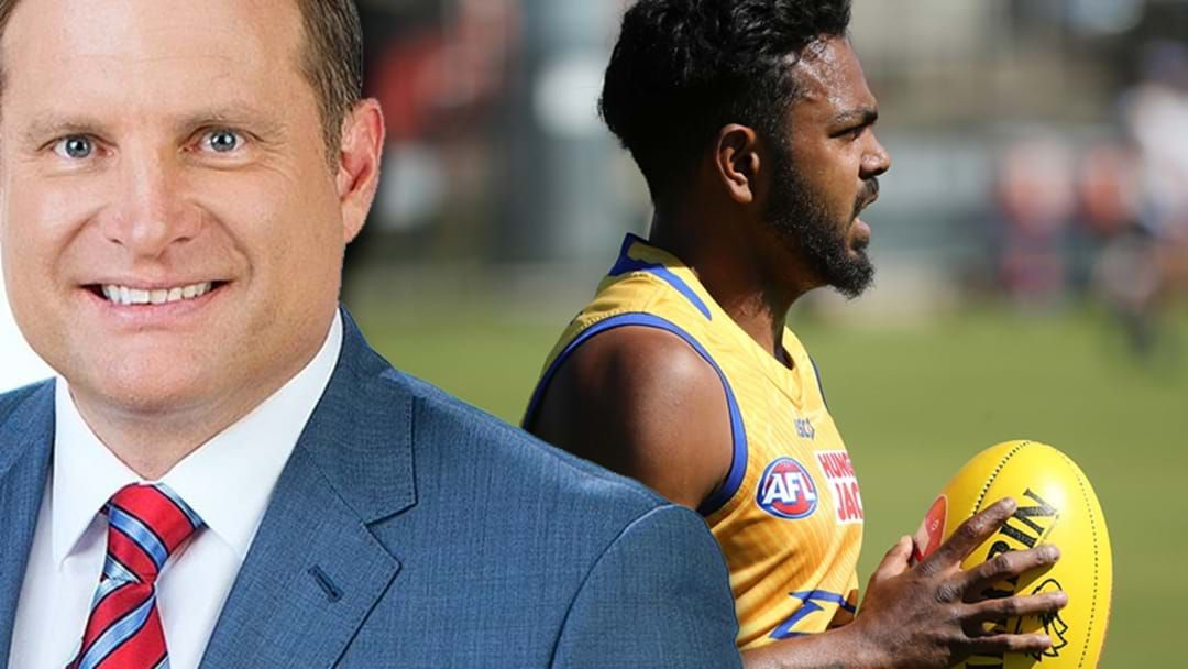 Article heading image for Barra Absolutely Fires Up Of ASADA's Handling Of Willie Rioli