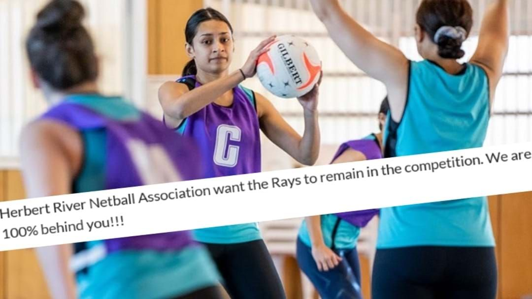 Article heading image for Future For North Queensland Netballers Looking Bright Thanks To GoFundMe