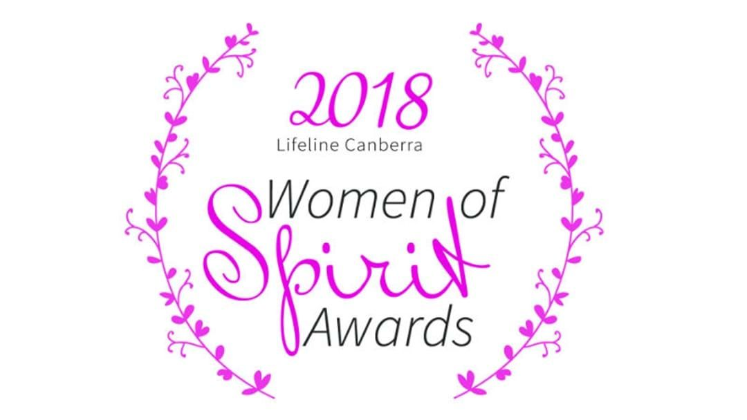 Article heading image for INSPIRING CANBERRA WOMEN TO BE RECOGNISED AT LIFELINE AWARDS