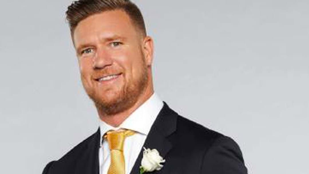 Article heading image for Dean From MAFS Gets His Chance To Talk